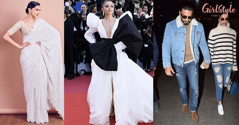 Happy Birthday Deepika Padukone: A Look At Her Pics That Prove She Is A Fashion Goddess