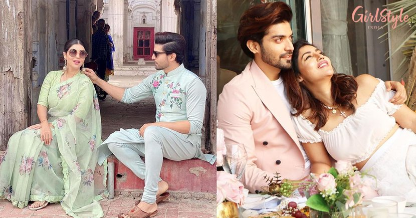 Gurmeet Choudhary And Debina Bonnerjee's Wedding Anniversary Pictures Deserve Your Attention