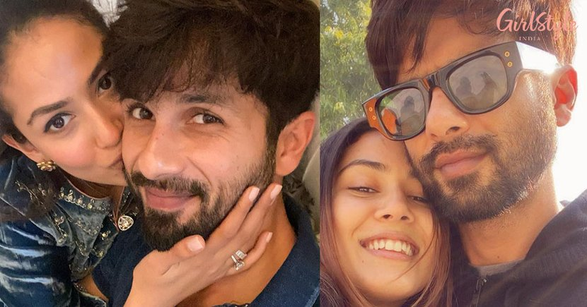 I Like Me Better When I'm With You: Mira Had The Most Romantic Wish For Shahid On His Birthday