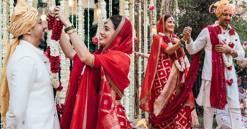 Dia Mirza Gets Married To BeauVaibhav Rekhi, A Look At Their Dreamy Pics