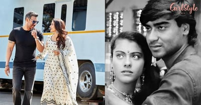 Happy Wedding Anniversary: Kajol & Ajay's Love Story Is A Proof That Opposites Attract