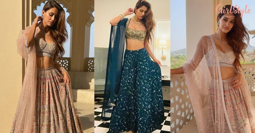 Disha Patani Attends Her BFF's Wedding & All We Can Say Is *Kudi Patakha*