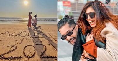 TV ActorsKishwer Merchant And Suyyash Rai Announce Pregnancy