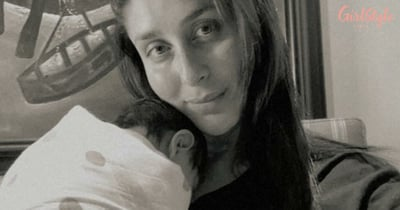Kareena Kapoor Khan Shares First Pic Of Her Newborn Baby On Women's Day