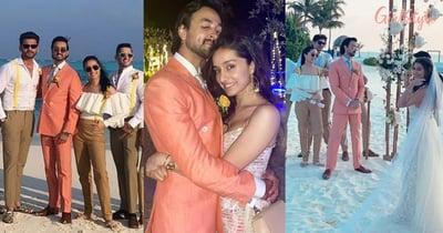 Shraddha Kapoor Turns Best Man For CousinPriyaank Sharma's Wedding, Dances Her Heart Out