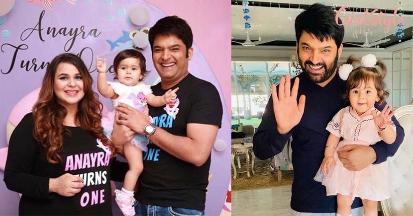 Kapil Sharma Has Finally Revealed The Name Of His Two-Month Old Baby Boy On Twitter & It's Absolutely Beautiful