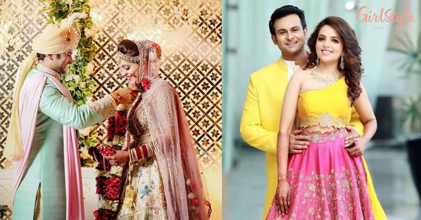 Your Life, My Rules! Sugandha & Sanket's First Wedding Pic Is Here