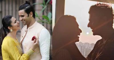 It's Home Only When You're Around: Vivek Dahiya Shares Romantic Post As Divyanka Flies Off For Khatron Ke Khiladi