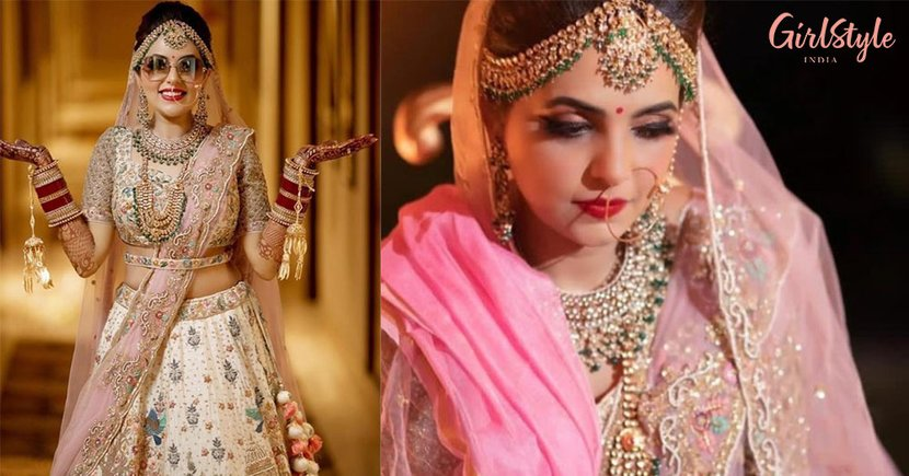 More Pics, More Awesomeness! Sugandha's Dulhaniya Avatar Is Making Our Heart Skip A Beat