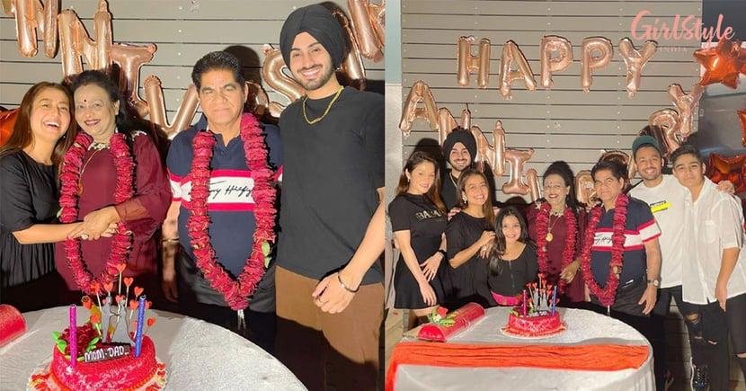 Neha Kakkar Gets Emotional On Wedding Anniversary Of Her Parents