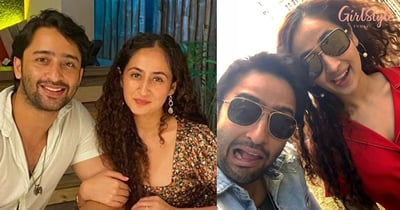 Shaheer Sheikh & Wife Ruchikaa Kapoor Are Expecting Their First Child