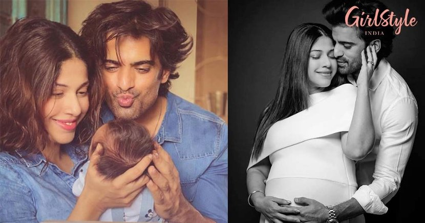Mohit Malik & Aditi Malik Announce Name Of Their Little Munchkin; Create A New Instagram Handle For The Newborn