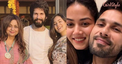 Shahid Was Shy &Anxious While Telling His Mom About Mira, Read Here