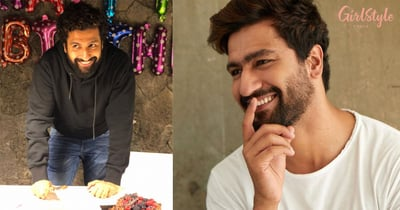 Vicky Kaushal Celebrates His Birthday At Home & His Smile Is Making Our Josh High