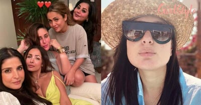 Kareena Kapoor's Sunday Night With Her Girl Gang is Better Than Your's & We Have Proof